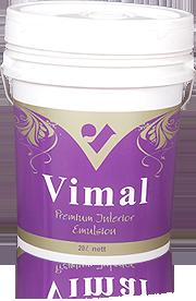 Vimal Premium Interior Emulsion White